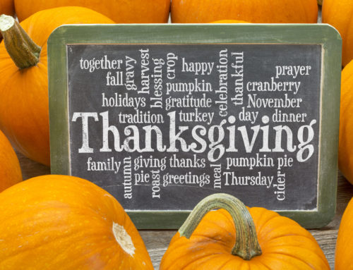 10 Simple Ways to Give Thanks