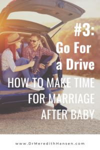 How to Make Time for Marriage After Kids