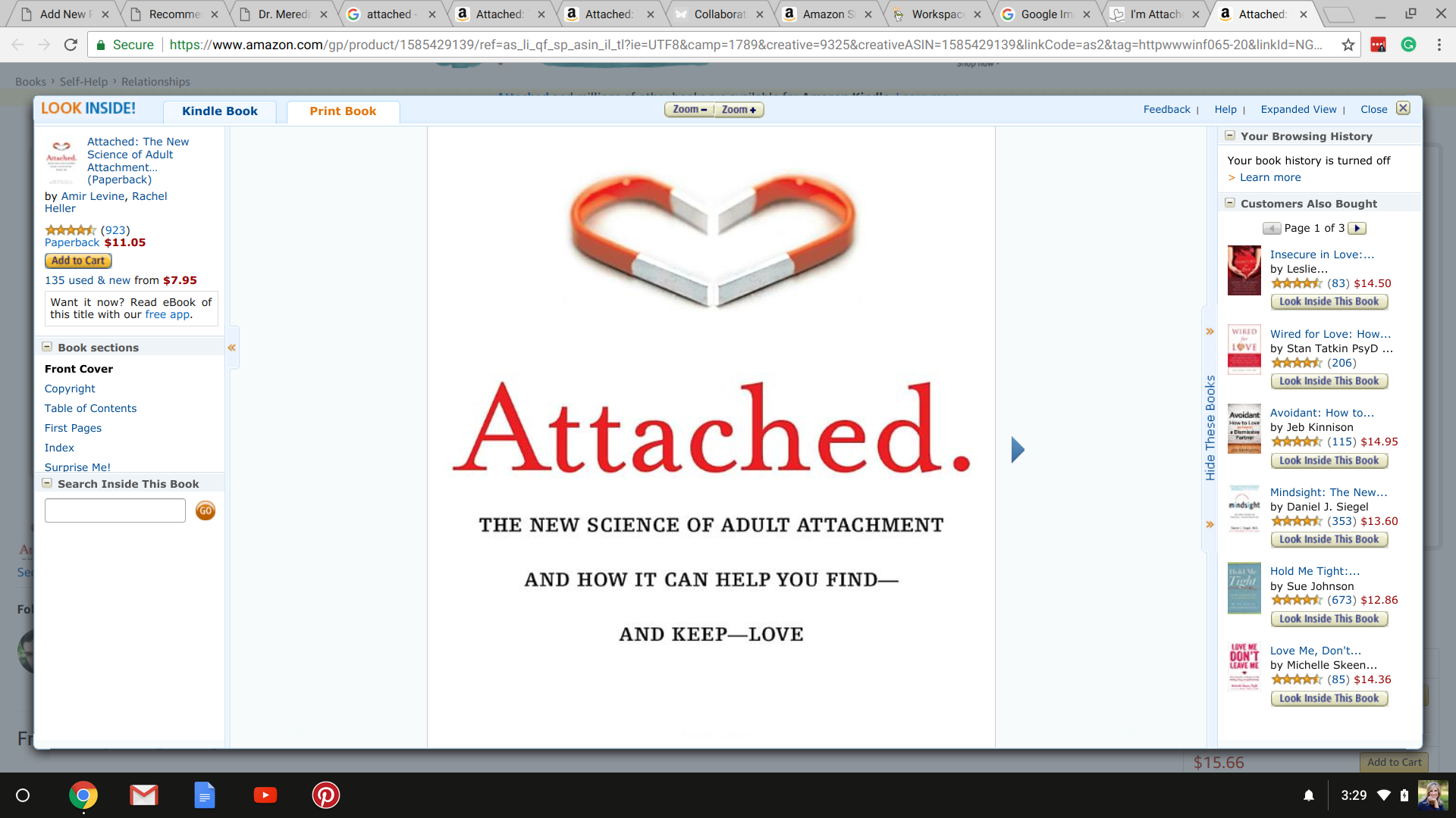 Book recommendation for understanding relationships